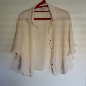 Forever 21 Blouse Size Small